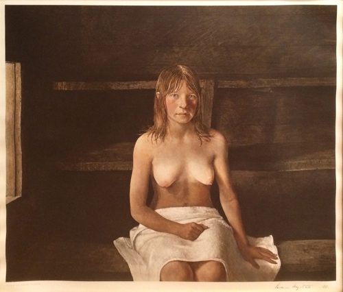 LOT.9 Andrew Wyeth