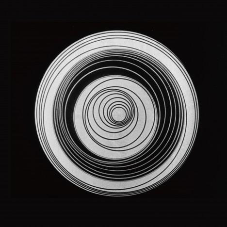 マルセル・デュシャン《アネミック・シネマ》1925-26年